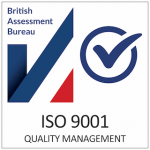 Cardox are ISO 9001 certified